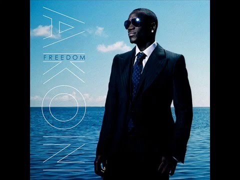 Akon Freedom - Against The Grain [Ft. Ray Lavender]