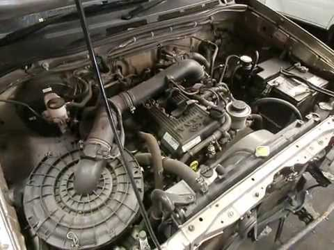 Wrecking 2007 Toyota Hilux Engine 2 7 Manual J14954 Youtube