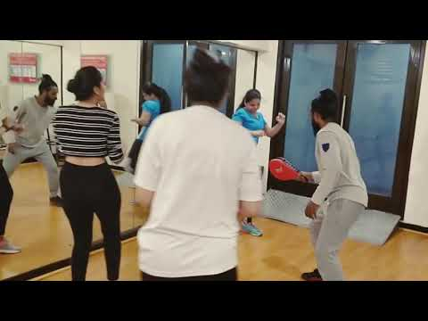 Martial Art, Kickboxing, MMA, Taekwondo With Ram Sirka At Waves Gym Best Gym In Mumbai.