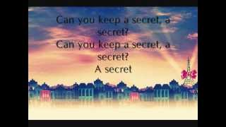 Can you Keep a Secret | Lyrics