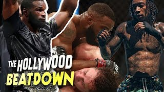 Tyron Woodley Drops Rap Single with Wiz Khalifa, 'I'll Beat Yo Ass!' | The Hollywood Beatdown