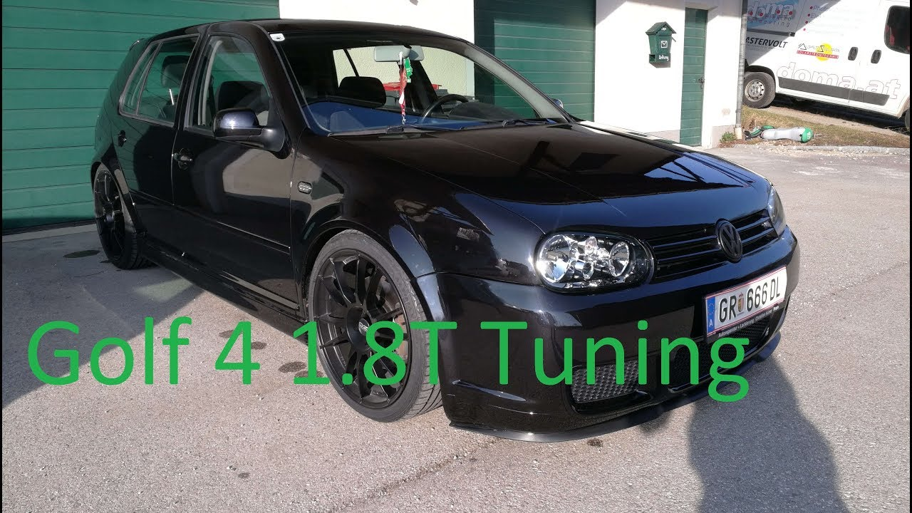 vw golf 4 1 8t gti tuning story 2013 2018 youtube. Black Bedroom Furniture Sets. Home Design Ideas