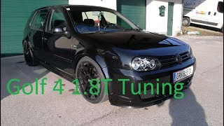 VW Golf 4 1.8T GTI Tuning Story 2013 - 2018