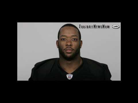 Oakland Raiders DE Jay Richardson on Jason Campbell