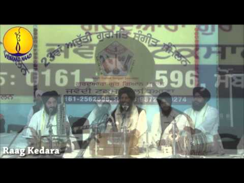 Raag Kedara Dr Alankar Singh ji : AGSS 2014