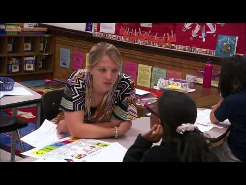 Model school trains teachers in ABCs of reading instruction