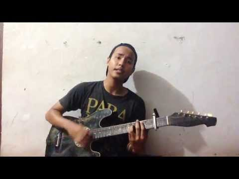 The Rain ft. Endank Soekamti - Terlatih Patah Hati (cover by Rizky Adit)