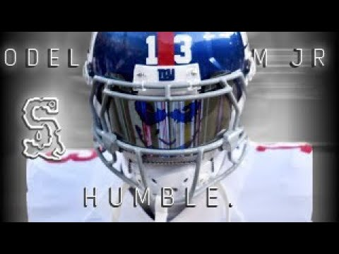 "Odell Beckham Jr. || ""HUMBLE."" 