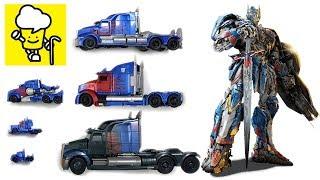 Transformer Optimus Prime Movie The Last Knight Toys ランスフォーマー 變形金剛