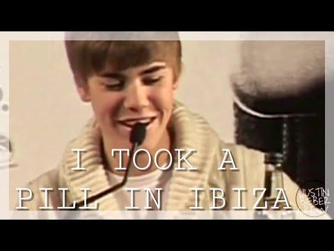 Justin Bieber - I Took A Pill In Ibiza