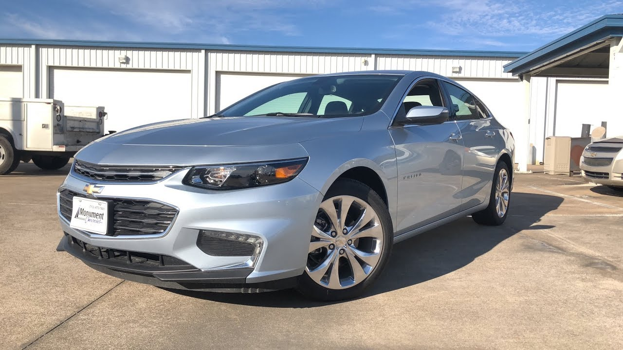 2018 Chevrolet Malibu Premier 2 0l Turbo Review