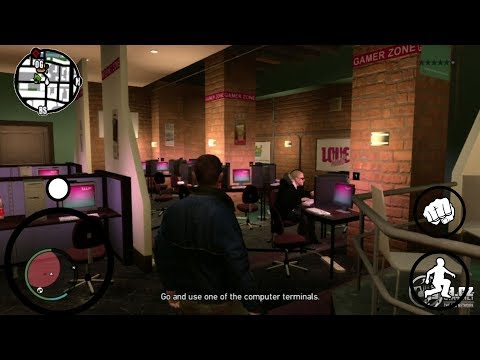 [100KB] Cyber Cafe Mod For GTA SA Android