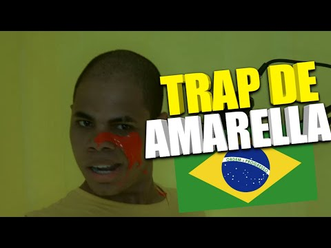 TRAP DE AMARELLA (VIDEO OFICIAL😂)💛🇧🇷 - Epidemic77