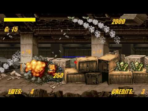 Metal Slug Academy Beta v1.2.5 (Gameplay)