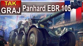 Panhard EBR 105 - ten krzeczek ciągle działa! - World of Tanks