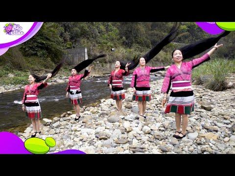 قرية رابونزل فى الصين - كل الفتيات لهن شعر رابونزل الظويل !