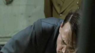 Hitler reacts to Battlestar Galactica