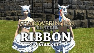ffxiv glamour videos, ffxiv glamour clips