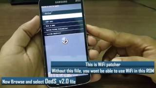 Samsung Galaxy Grand 2   Rooting and Installing Galaxy Note 4 Custom ROM   YouTube