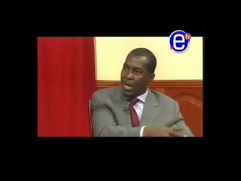 Documentaire sur Charles Ateba Eyene  à Équinoxe Tv Cameroun