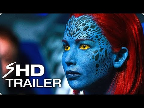 X-MEN: DARK PHOENIX free Full online #1 (2018) Jennifer Lawrence, Sophie Turner Marvel Concept en streaming