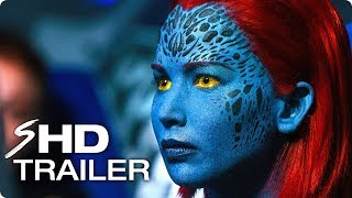 X-MEN: DARK PHOENIX Teaser Trailer Concept #1 (2019) Jennifer Lawrence, Sophie Turner Marvel Movie