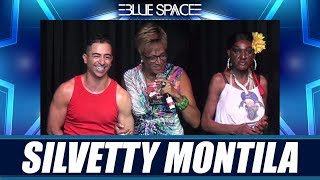 Blue Space Oficial - Matine  - Silvetty Montilla - 28.04.19