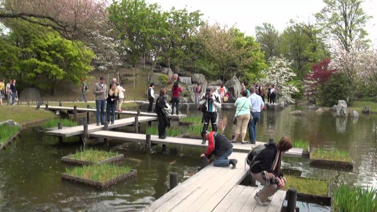 Le jardin Japonais de Hasselt Borlo et Herk de stad