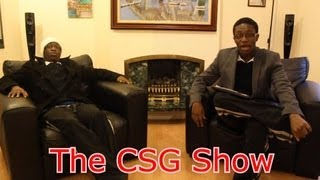 The CSG Show