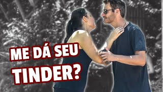 XAVECANDO MULHER COM AJUDA DO TINDER