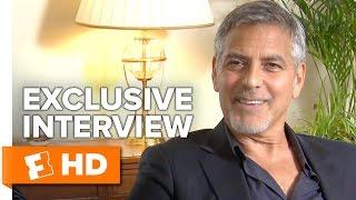 George Clooney & Julia Roberts Exclusive 'Money Monster' Interview (2016) HD