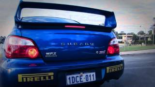 SUBARU WRX STi Highlight - FREESTYLERS CRACKS FLUX PAVILION REMIX DUBSTEP