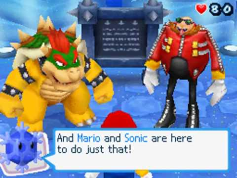 Mario & Sonic at the Olympic Winter Games - GameSpot