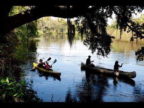 Florida Travel: Paddling the Peace River
