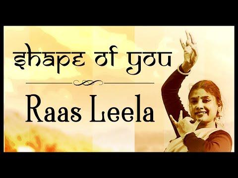 Shape of you - Carnatic   Indian Raga, Ed...