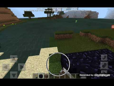 Minecraft Comment Fait Une Porte De L Enfer Youtube