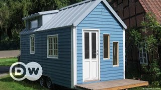 Tiny House  How To Built A 15squaremeter House Yourself  Building A Tiny House