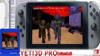 3D Third-person Shooter (GBA / SWITCH) (HOMEBREW) Yeti3D Pro EnHanCeD Engine (V1.0) (C++11 Language)