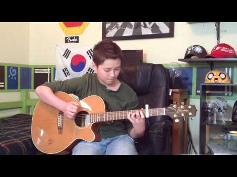 katy-tiz---the-big-bang---fingerstyle-guitar-cover