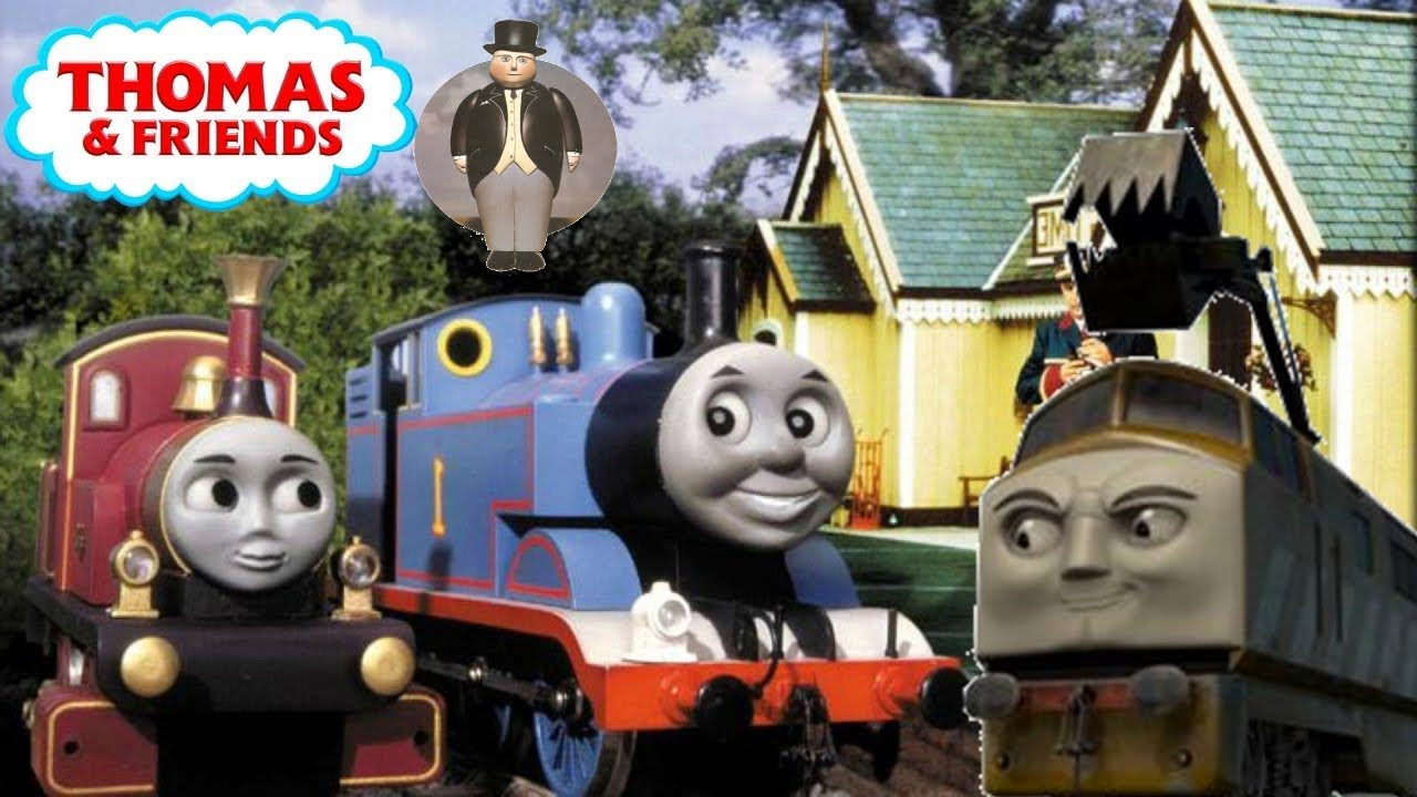 THOMAS AND FRIENDS  | RATTLING RAILS | DIESEL 10  LADY THOMAS | LEARNING FOR KIDS