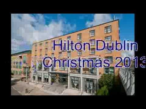 Hilton Dublin - All I Want For Christmas