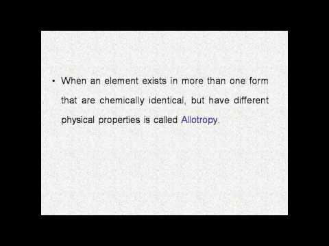 Sulphur Allotropic Forms - Study Material for IIT JEE