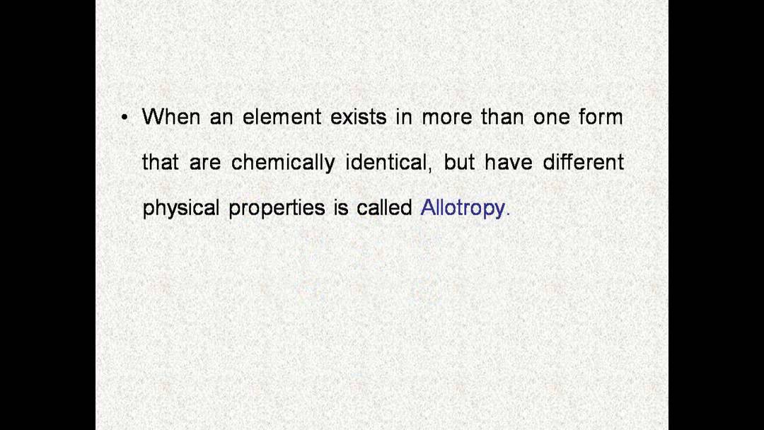 Sulphur Allotropic Forms - Study Material for IIT JEE | askIITians