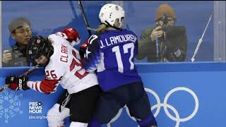 Here's what made the U.S.-Canada women's Olympic hockey match so riveting
