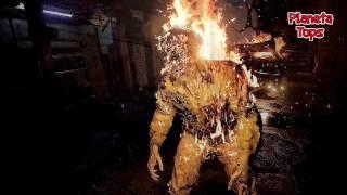 top 10 videojuegos de terror!! 2017