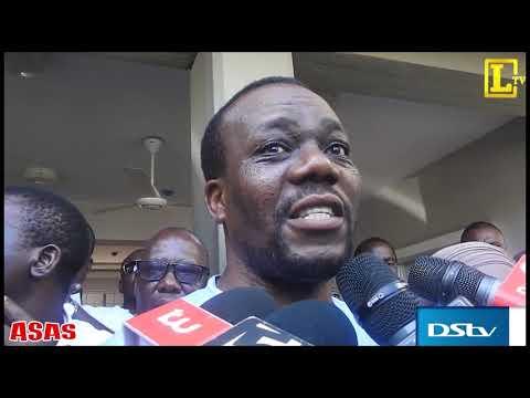 """Kauli ya Zitto Kabwe baada ya kutoka Mahakamani """"Nimeona Ukasuku"""""""