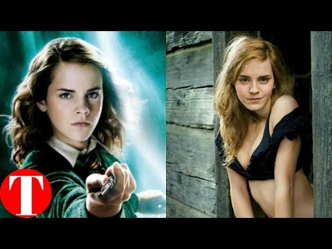 Harry Potter Before And After 2017 🌟 Harry Potter Antes y Despues 2017