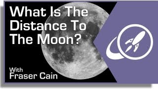 What is the Distance to the Moon?