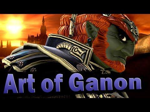 Smash 4: Art of Ganondorf