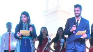 Glimpse of Mr & Ms Fresher in Reeth 16 - Allenhouse Group of Colleges Part-2